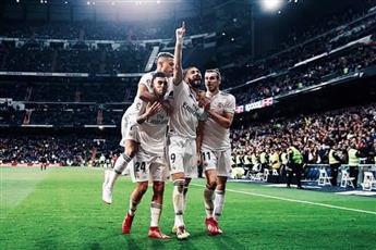 ريال مدريد يتصدر تصنيف يويفا