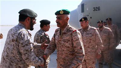 رئيس الأركان: كافة الإمكانات لأداء المهام العسكرية