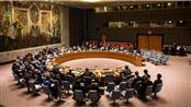 جلسة لمجلس الأمن