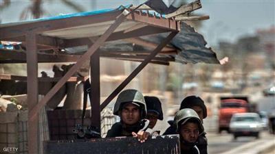 مصر: مقتل 8 من عناصر الأمن و5 إرهابيين في هجوم على كمين بشمال سيناء