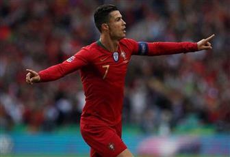 «هاتريك» رونالدو يقود البرتغال إلى نهائي دوري الأمم الأوروبية