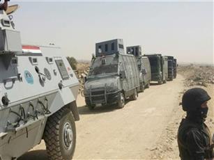 رداً على كمين سيناء.. مصر تصفي 14 إرهابياً