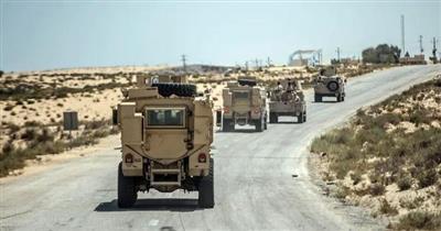 مصر: مصرع 14 إرهابياً متورطاً في هجوم كمين جنوب العريش