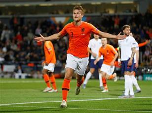 هولندا تصعق انجلترا بثلاثية وتضرب موعدا مع البرتغال في نهائي دوري الأمم الأوروبية