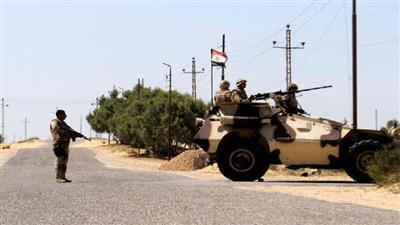مصر: إحباط هجوم إرهابي على كمائن للشرطة شمال سيناء