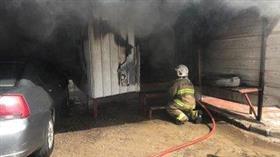 «الإطفاء»: إخماد حريق كيربي امتد لـ 3 مركبات في منطقة النسيم