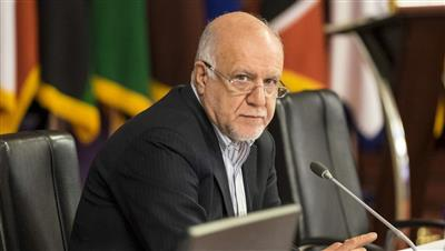 وزير النفط الإيراني بيجن زنغنة
