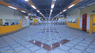 مصر تستعد لبطولة الأمم الأفريقية بمحطات مترو جديدة