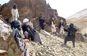 مقتل 16 مسلحا من طالبان فى غارات جوية جنوب أفغانستان