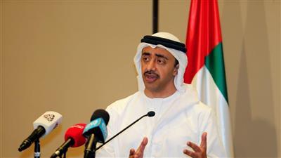 الإمارات: دول المنطقة يجب أن تكون طرفا في الاتفاق مع إيران