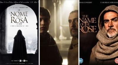 «اسم الوردة».. أكثر الروايات الإيطالية مبيعاً تتجه للشاشة