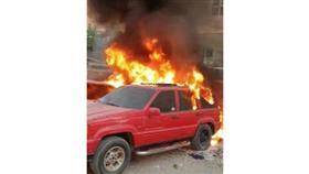 «الإطفاء» تتعامل مع حريق 3 مركبات بمنطقة ميدان حولي