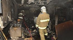 «الإطفاء»: إخماد حريق اندلع في عمارة بمنطقة الفنطاس