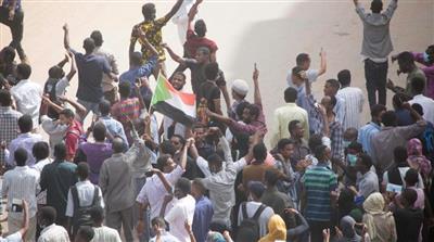 المعارضة السودانية توقف العصيان المدني اعتبارًا من عصر اليوم
