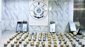 «الداخلية»: ضبط طراد على متنه 94 قطعة حشيش وهيروين وشبو