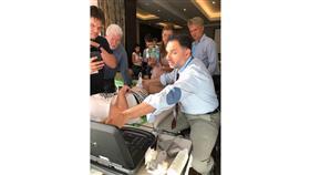 الصحاف: حان الوقت لنقل الخبرات فى مجال علاجات «الألم» للكويت