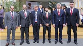 الأمين العام للجنة المشاريع والإرث الذوادي يواصل جولاته المكوكية لكأس العالم 2022 بقطر