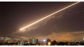 غارات إسرائيلية سابقة على دمشق