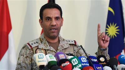 تحالف الشرعية: استهداف مطار ابها.. جريمة حرب