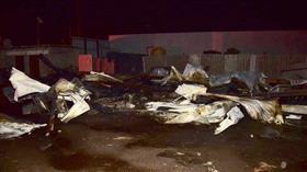 «الإطفاء»: السيطرة على حريق اندلع في مخزن بمنطقة الصليبية