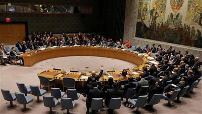 مجلس الامن الدولي - أرشيف