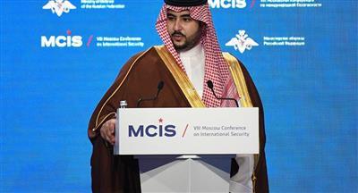خالد بن سلمان: المملكة ستواجه جرائم الحوثي بحزم وصرامة