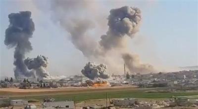 وساطة روسية لوقف إطلاق النار في إدلب