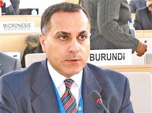 السفير جمال الغنيم: حوارنا الاستراتيجي مع الصليب الأحمر استجابة للتحديات الإنسانية