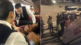 فوضى على طائرة تركية.. تجبرها على العودة إلى إسطنبول