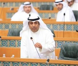 الملا يسأل 4 وزراء عن المبالغ المحولة إلى الخارج على حساب العهد