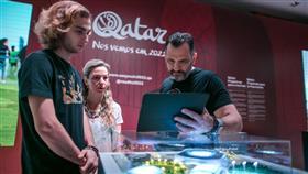 «اللجنة العليا» تفتتح معرض «الطريق نحو قطر 2022» في البرازيل