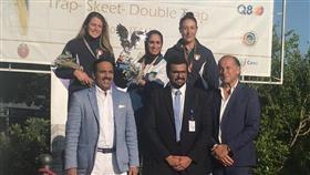 الكويت تحصد ذهبية سيدات كأس سمو الأمير الدولية للرماية بإيطاليا