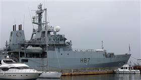 الحكومة البريطانية ترسل 100 عسكري من قواتها البحرية للخليج