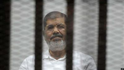 وفاة الرئيس المصري الأسبق د. محمد مرسي