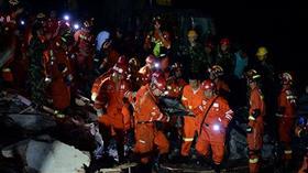 ارتفاع ضحايا زلزال بقوة 6 درجات في الصين إلى 11 قتيلاً و122 مصاباً