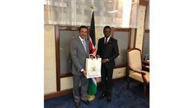 مسؤول كيني يشيد بدور سمو الأمير في إحلال السلم والأمن الدوليين