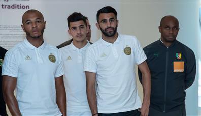 رياض محرز: قطر ستنظم بطولة كأس عالم استثنائية 2022