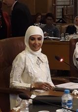 باحثة كويتية تستعرض بالقاهرة مشروعا لغرس حب الوطن بين الشباب