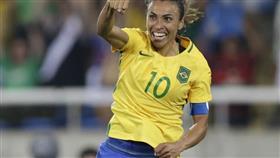 المهاجمة البرازيلية مارتا فييرا دا سيلفا