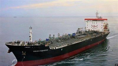 أمريكا: الهجوم على الناقلة اليابانية ناتج عن لغم بحري مشابه للألغام الإيرانية