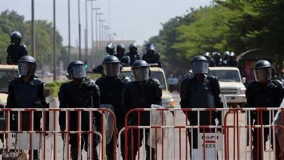 شرطة بوركينا فاسو