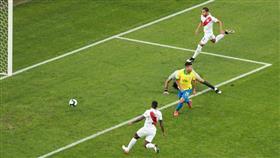 «كوبا أمريكا».. البرازيل تكتسح بيرو بخماسية نظيفة