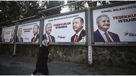 الأتراك يتوجهون لصناديق الاقتراع لانتخاب رئيس بلدية اسطنبول
