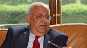 صائب عريقات: سمو أمير الكويت أبرز الداعمين للقضية الفلسطينية