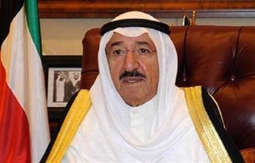 سمو الأمير يعزي رئيس جمهورية قبرص بوفاة الرئيس السابق