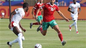 «المغرب» يعبر «ناميبيا» بنيران صديقة