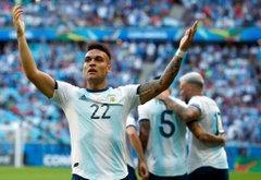 الأرجنتين تُقصي قطر وتتأهل إلى ربع نهائي «كوبا أمريكا»