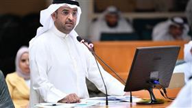 وزير المالية الدكتور نايف الحجرف
