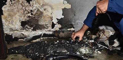 الإطفاء: إخماد حريق محدود اندلع في إحدى غرف أمن المطار دون وقوع إصابات