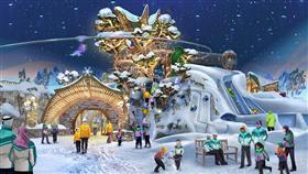 أبوظبي تحتضن أكبر حديقة ألعاب ثلجية مغطاة في العالم
